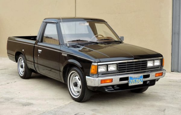 1997 Nissan Truck For Sale NISSAN Pickup 720 1979-1983