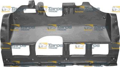 Cache sous moteur Citroen C3 Picasso Peugeot 207